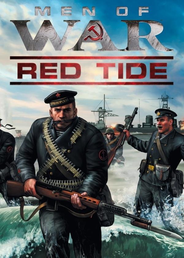 Cover zu Men of War: Red Tide