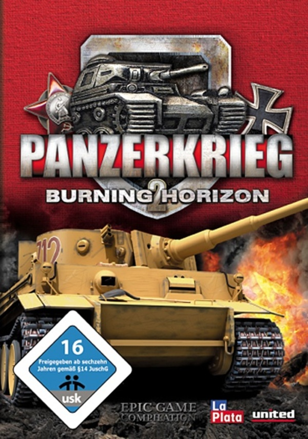 Cover zu Panzerkrieg: Burning Horizon 2