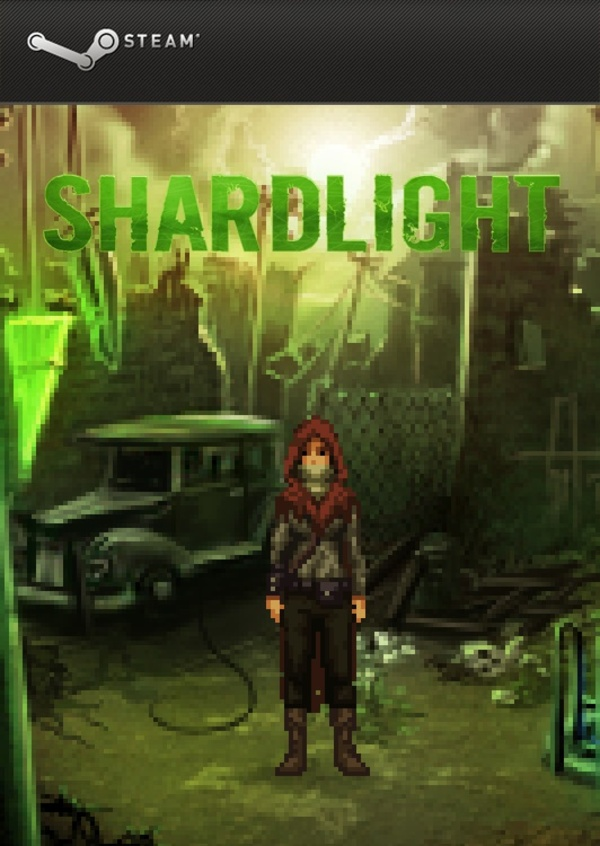 Cover zu Shardlight