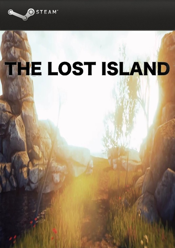 Cover zu The Lost Island