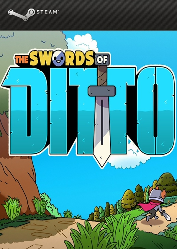 Cover zu The Swords of Ditto