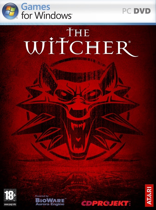 Cover zu The Witcher