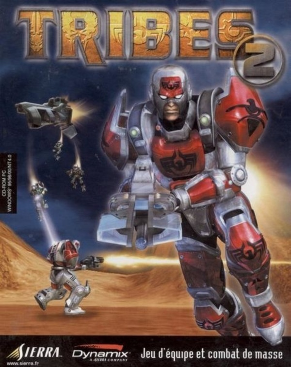 Cover zu Tribes 2