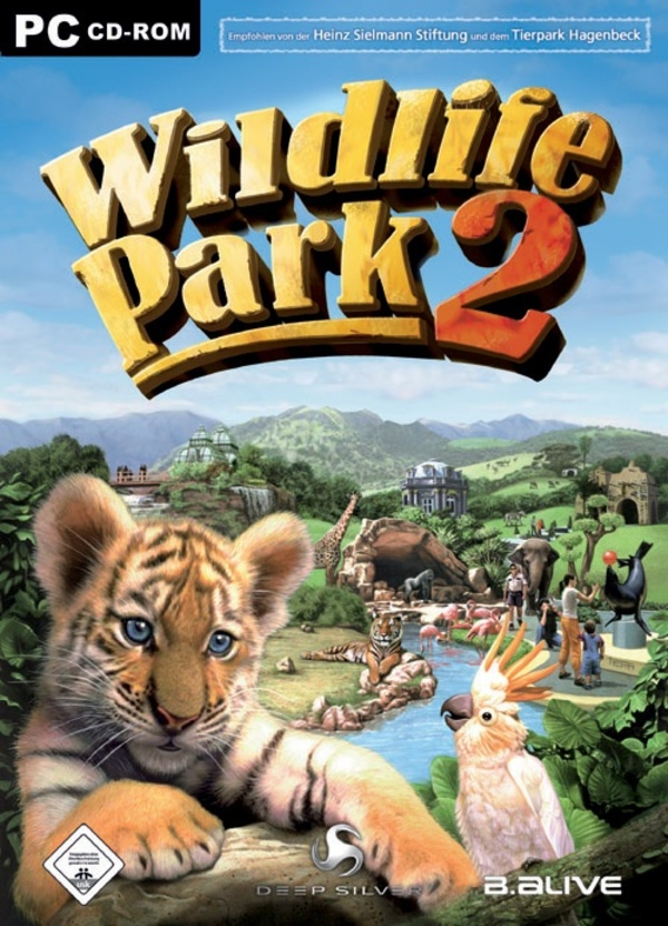 Cover zu Wildlife Park 2