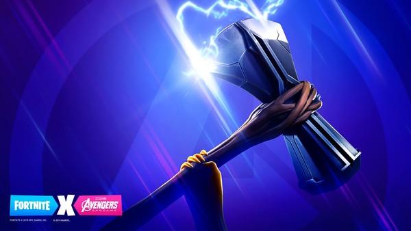 Fortnite - Update 8.50 bringt Spielern die Waffen der Avengers