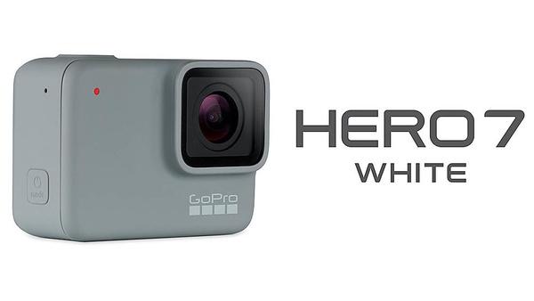 GoPro Hero 7 White für 169 € – Angebote bei Cyberport