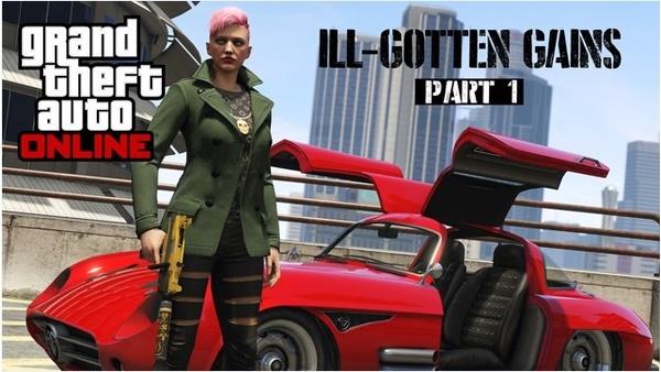 GTA 5 - 15 versteckte Neuerungen des »Ill Gotten Gains«-Content-Updates