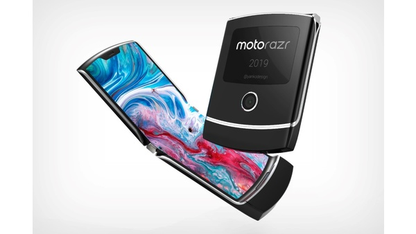Motorola Razr - Kehrt der Klassiker als faltbares Smartphone zurück?