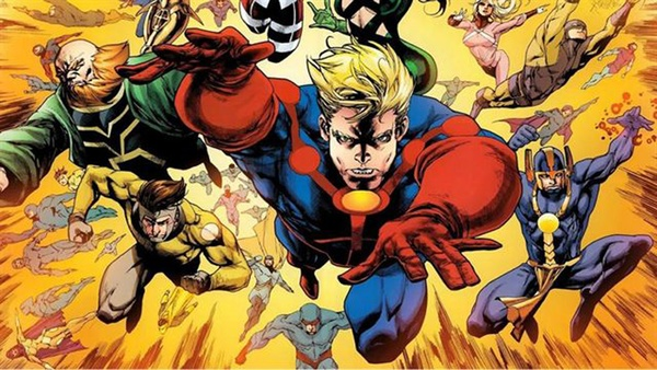 Neue Details & Bilder zur Zukunft des Marvel Cinematic Universe