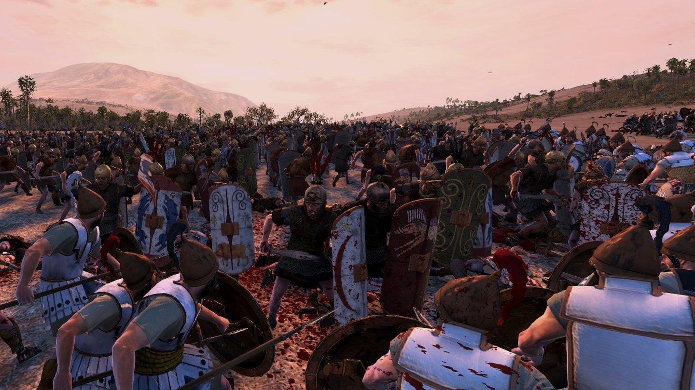 Mod-Release: Ancient Empires ist (fast) fertig! - So hätte Rome 2