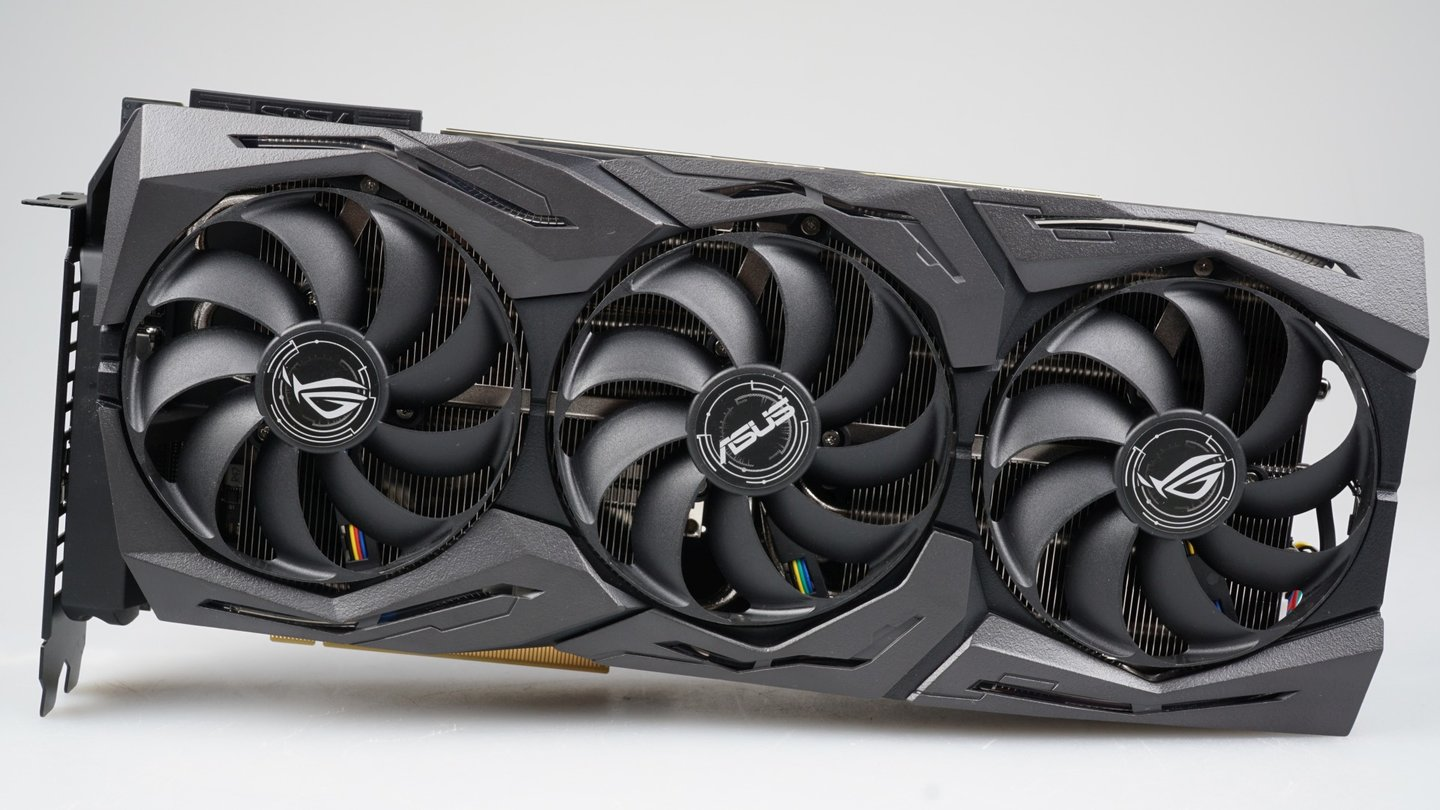 Geforce RTX 2080 Ti ROG Strix OC
