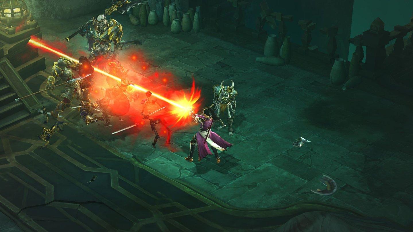 Diablo 3 - Max Schaefer: »Kommt erst im Frühjahr 2012« - GameStar