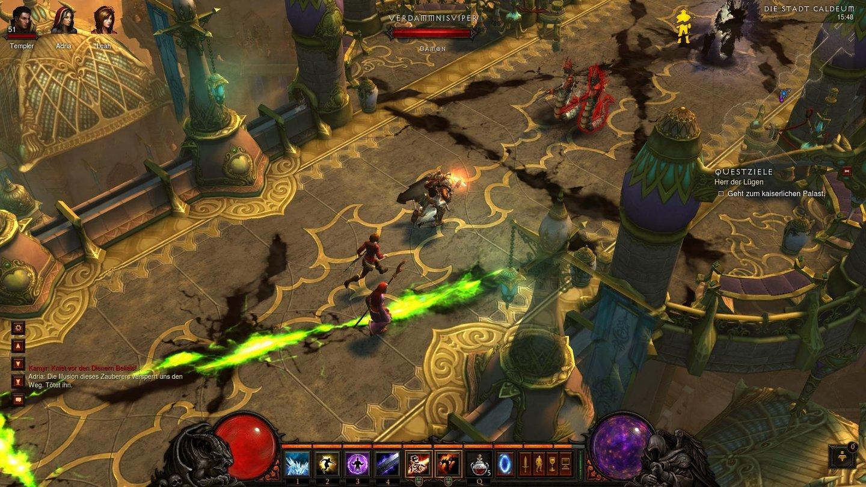 Diablo 3 - Online-Käufer nicht mehr 72 Stunden auf Akt 1 beschränkt