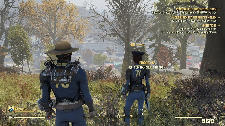 Fallout 76 Systemanforderungen - Performance-Benchmarks und