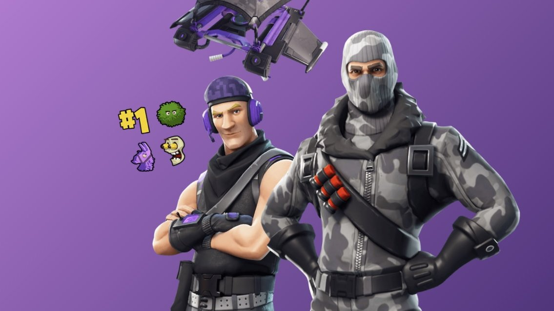 Fortnite Exklusive Skins Und Items Fur Amazon Prime Kunden Verfugbar