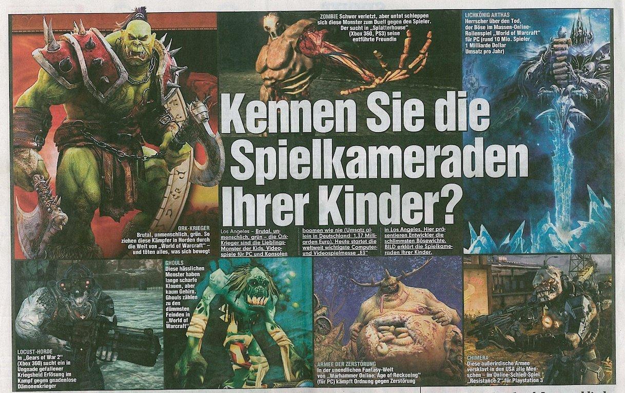 Spiele Zeitung