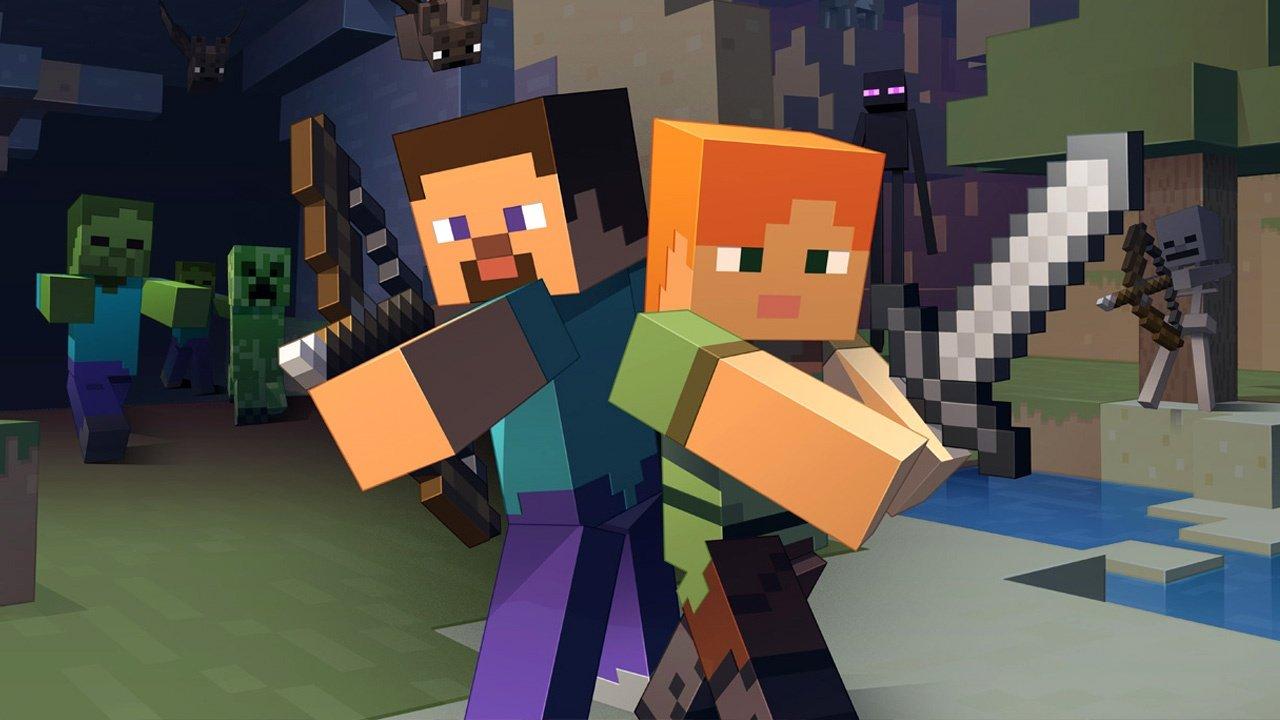 Minecraft Neuer Rekord Mit Millionen Aktiven Spielern GameStar - Minecraft spieler skin suchen