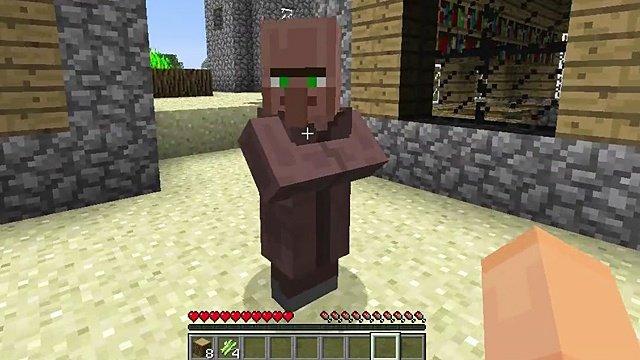 Minecraft datiert mod