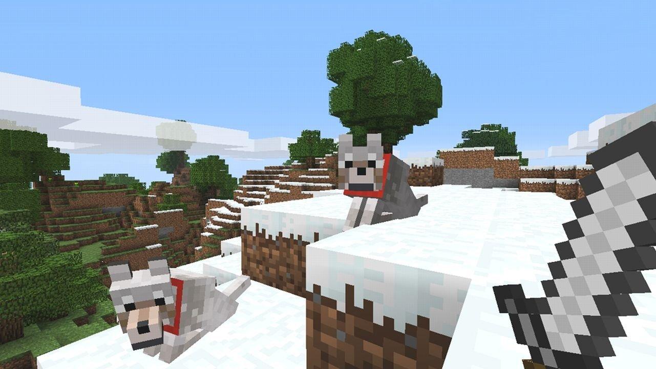 Minecraft Mojang Holt Verstärkung Um Mod Unterstützung Zu