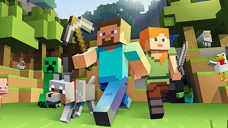 Minecraft PC Und AndroidSpieler Zocken Ab Sofort Gemeinsam - Minecraft gemeinsam spielen