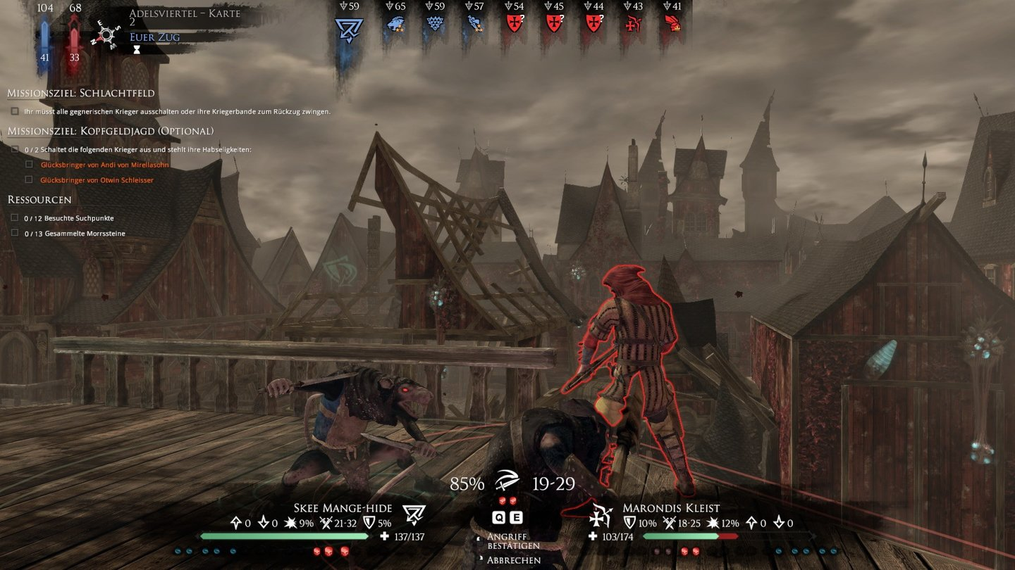 Mordheim: City of the Damned im Test - Mordsspaß mit Hindernissen ...