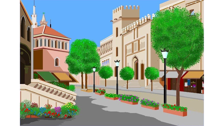 MS Paint - 87-jährige Spanierin erstellt eindrucksvolle Bilder ...