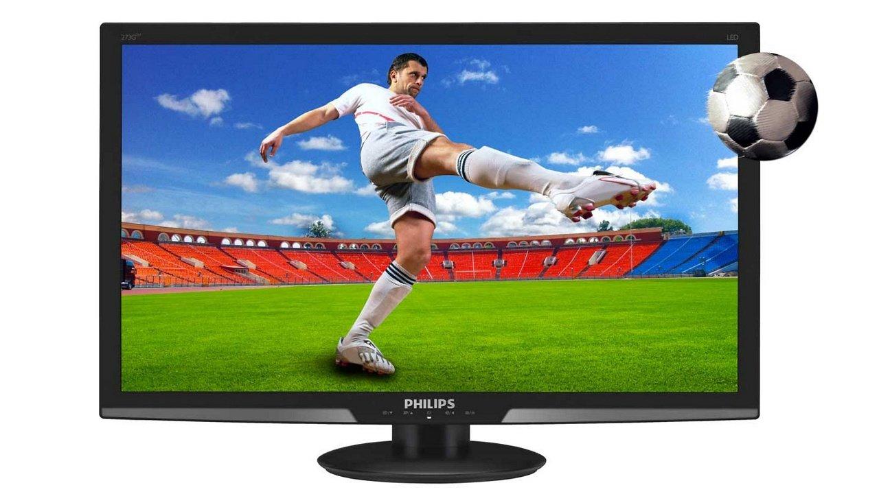 Philips 273G3DHSB - 27-Zoll-3D-Monitor mit ohne 120 Hertz - GameStar