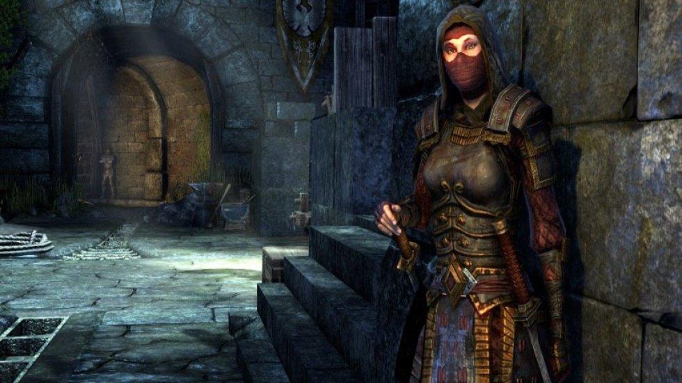 Elder Scrolls Online Sorcerer Vampire Build