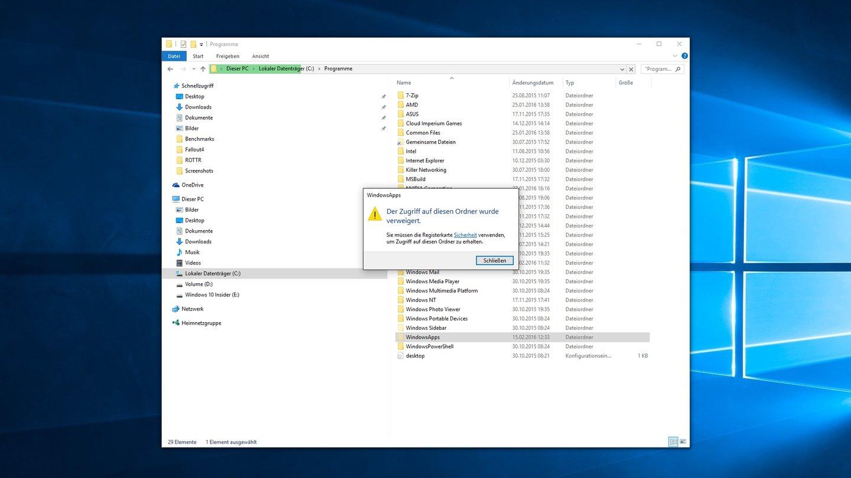 FAQ zu Microsofts Windows Store - Spiele als Windows App - GameStar