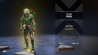 Apex Legends - Jade Tiger Legendary Octane Skin