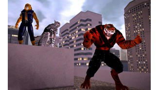 <b>City of Heroes</b><br/>Screenshot zum »Animal Pack«