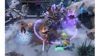 Heroes of the Storm - Screenshots - Das neue Schlachtfeld »Alterac Pass«
