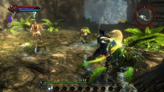 <b>Kingdoms of Amalur: Reckoning</b><br>Screenshots der PC-Version