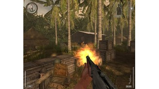 Medal of Honor: Pacific Assault- Schauplatz: Dschungelcamp