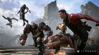 Paragon - Screenshots zum Start der Open Beta