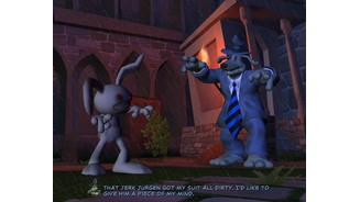 Sam & Max Night of the Raving Dead 4