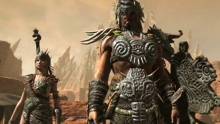 Age of Conan: Unchained - Trailer zum Secrets of Dragon's Spine-Update
