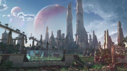 Age of Wonders: Planetfall - Ankündigungs-Trailer: Age of Wonders wird Sci-Fi