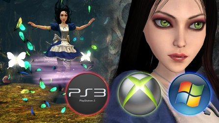 Alice: Madness Returns - Grafikvergleich: PC (mit PhysX) vs. PlayStation 3 & Xbox 360