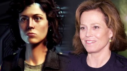 Alien: Isolation - GamePro-Interview mit Sigourney Weaver