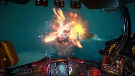 Aquanox: Deep Descent - 12 Minuten Gameplay aus der Pre-Alpha-Demo