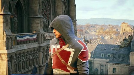 Assassin's Creed Unity - Test-Video zum Frankreich-Abstecher