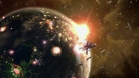 Battle Worlds: Kronos - Launch-Trailer zur Sci-Fi-Rundenstrategie