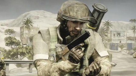 Battlefield: Bad Company 2 - Trailer aus dem Multiplayer-Shooter