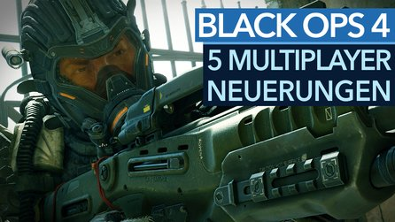 Call of Duty: Black Ops 4 - 5 wichtige Neuerungen im Multiplayer-Modus