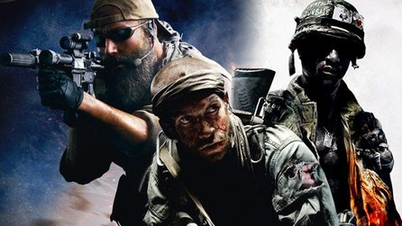 Call of Duty: Black Ops vs. Medal of Honor vs. Bad Company 2 Vietnam - Multiplayer-Vergleich: Wer kann was?