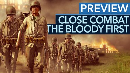 Close Combat: The Bloody First - Preview-Video: Der Klassiker ist zurück