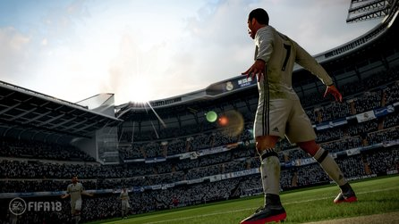 FIFA 18 - E3-Trailer zeigt Ronaldo und Co. in Action