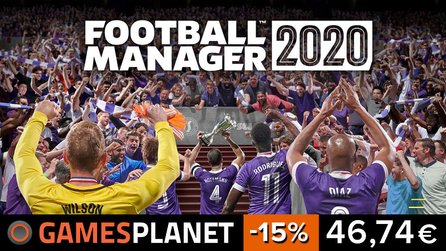 Football Manager 2020 bei Gamesplanet - 44,40€ für Plus-User [Anzeige]
