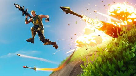 Fortnite - Content-Update 4.3 mit Sprungpads da, Patch Notes